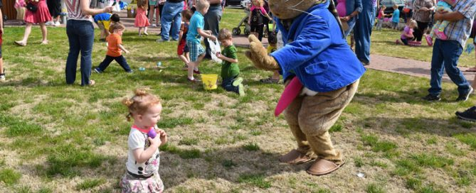 SCA Easter Egg Hunt