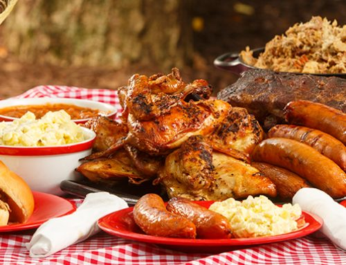 My Top 5 Local BBQ Joints