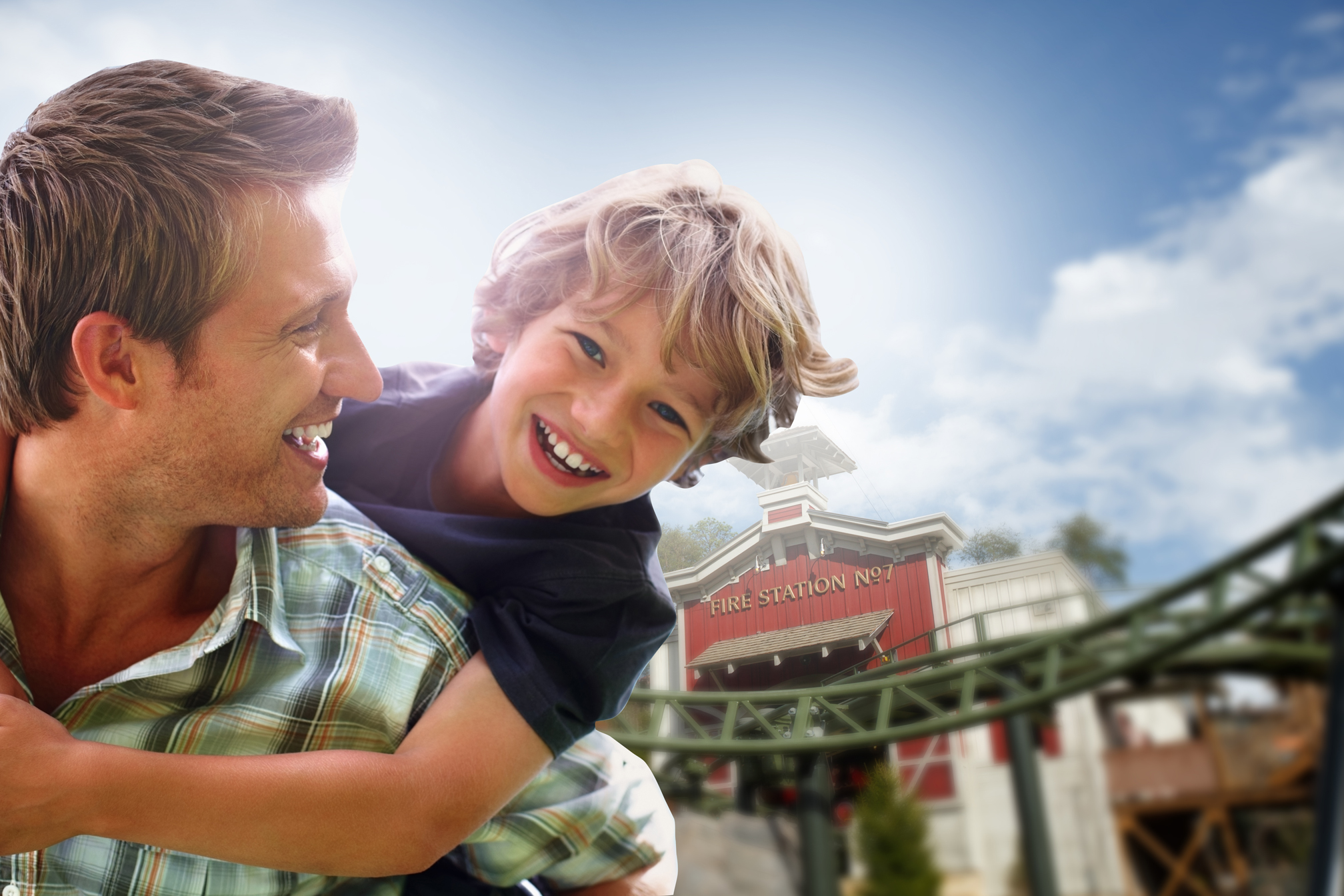 3 Reasons We're Celebrating Father's Day At Dollywood
