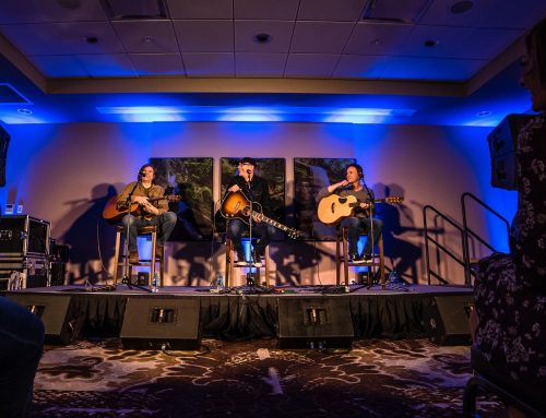 Stories to Tell: Lyrics & Lore event takes center stage at Resort