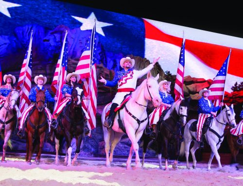 Saddle Up at Dolly Parton's Stampede: A First-Time Experience