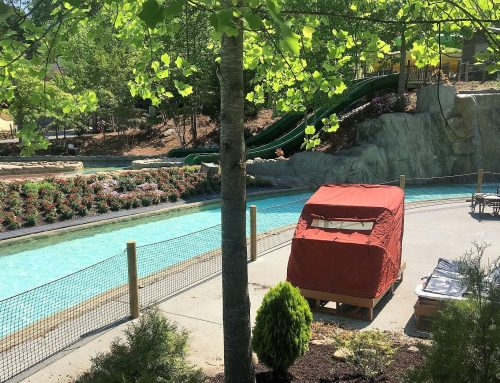 How to Secure Shade at Dollywood's Splash Country
