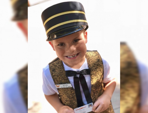 Dollywood Hires Junior Host for a Day