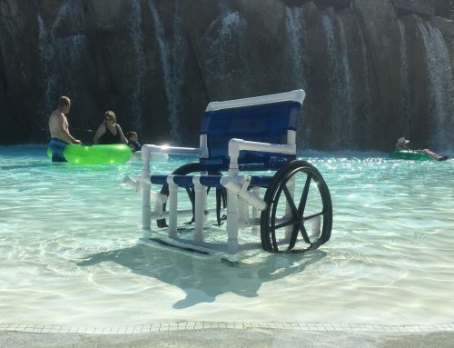 NEW Aquatic Transfer Wheelchairs