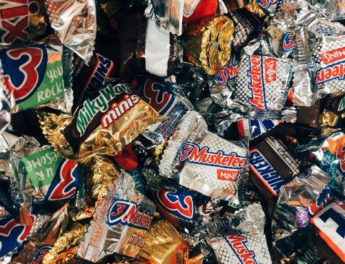 Something New! Candy Distribution Night- Oct. 31