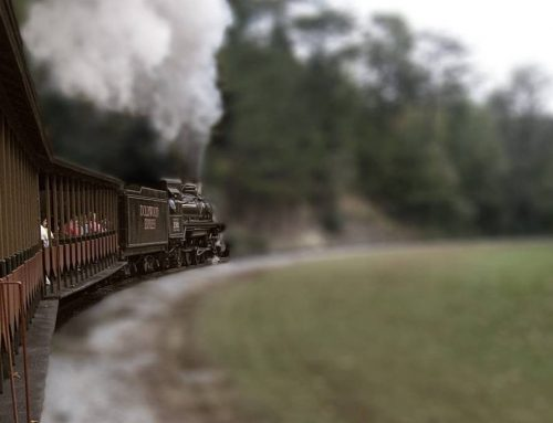 All Aboard! The Real History of the Dollywood Trains