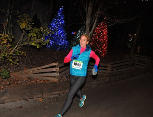 Christmas Fun and a Holiday Run