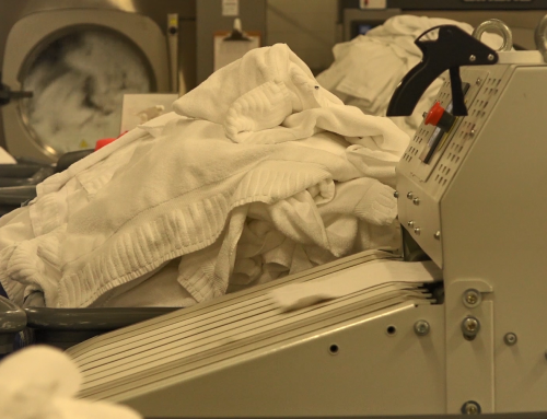 Behind-the-Scenes: Washing 1 Million lbs. of Resort Laundry