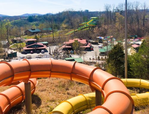 Water Park Off-Season Punch List