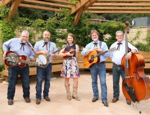 Behind the Scenes with the Smoky Mountain String Band