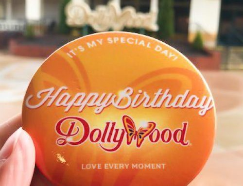 How to Celebrate Birthdays at Dollywood