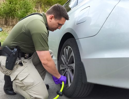 Need Air in Your Tires? Lock Your Keys In Your Car? We Can Help!