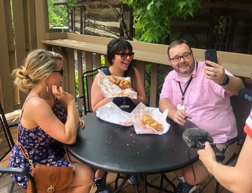 Following Foodies Around Dollywood