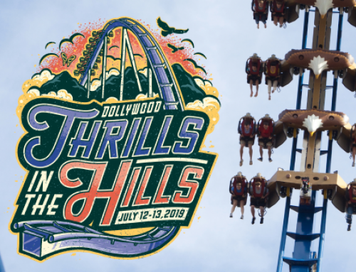 2019 Thrills in the Hills Schedule