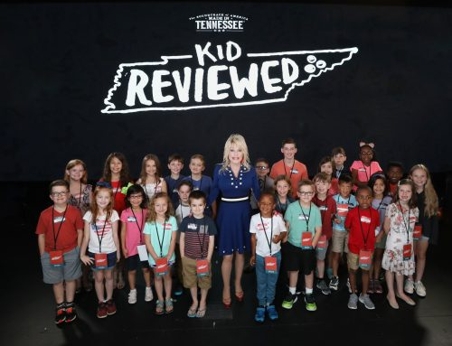 Dolly Answers as Kids Ask Tough Questions