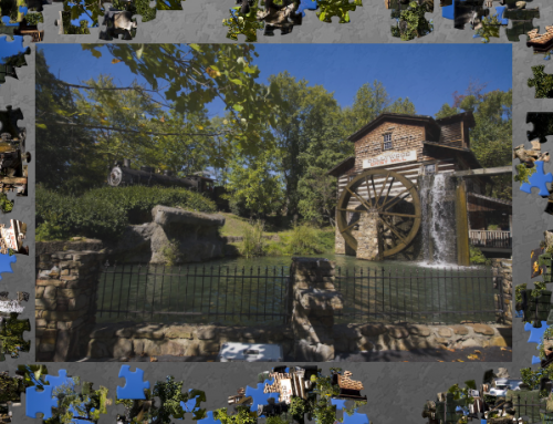 Digital Dollywood Puzzle