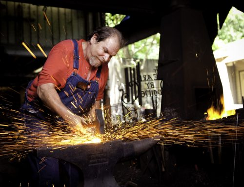 How It's Made: Dollywood's Blacksmith & Foundry