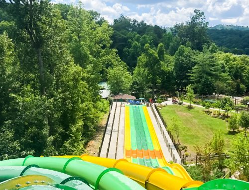 Why Choose Dollywood's Splash Country