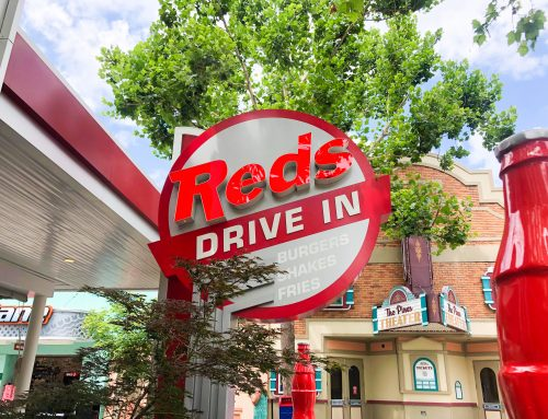 The Story Behind Red's Drive-In