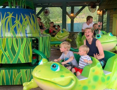 Is There Enough for Little Ones to Do at Dollywood?