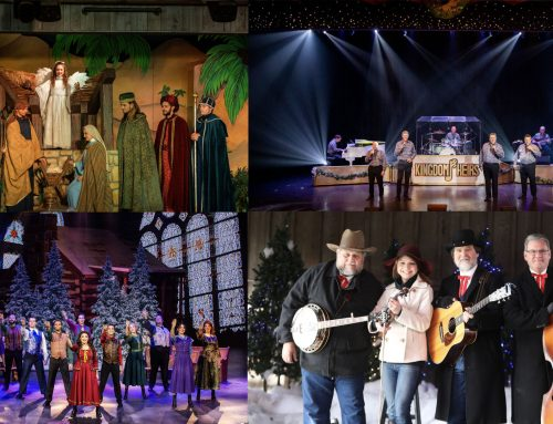 Dozens of Christmas Shows Scheduled Daily