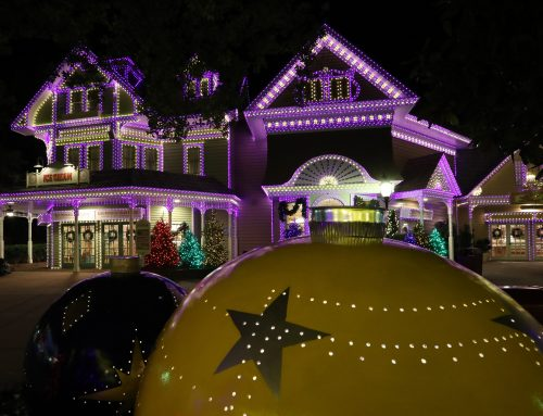 More Details About Dollywood's Smoky Mountain Christmas