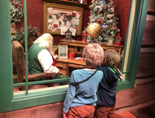 The 2020 Santa Experience at Dollywood
