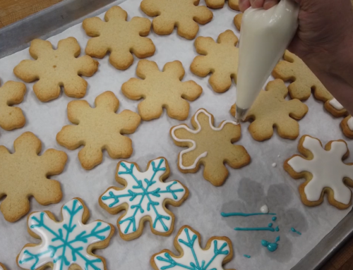 Cookie Decorating Tips from Dollywood's Pastry Chef