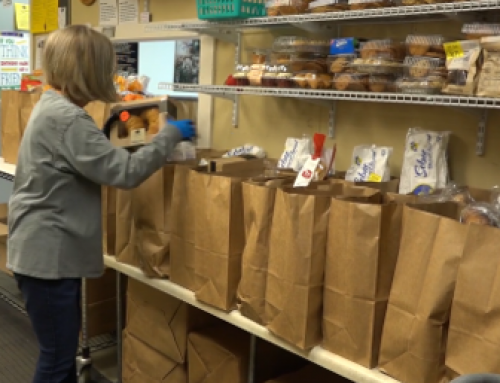 Dollywood's Partnership with Sevier County Food Ministries
