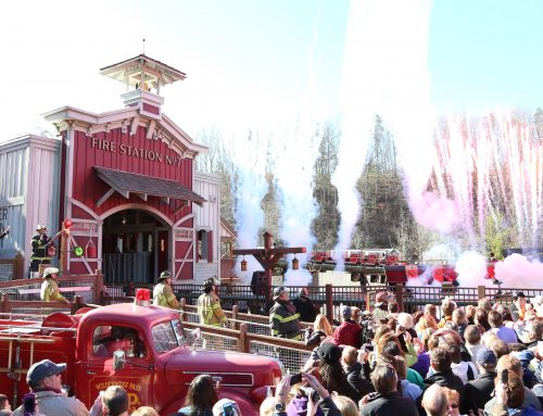 All About the Theming of FireChaser Express