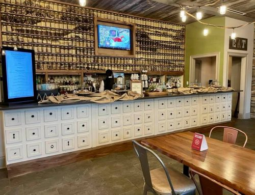 NEW Coffee Bar at Dollywood's DreamMore Resort and Spa