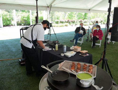 Cooking Demos at Dollywood's Resort