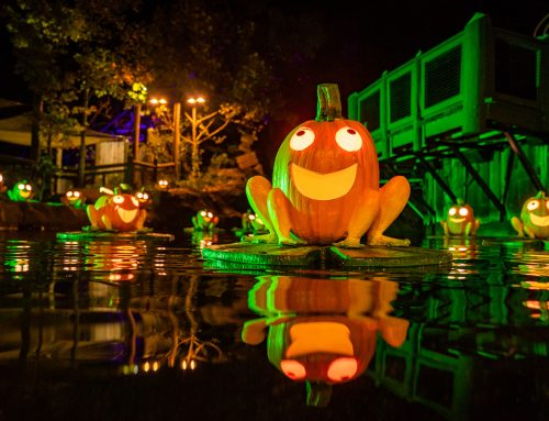 Vote for Dollywood's Great Pumpkin LumiNights for Best Theme Park Halloween Event