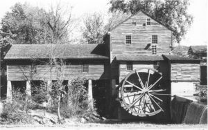 Facts about Pigeon Forge, Old Mill