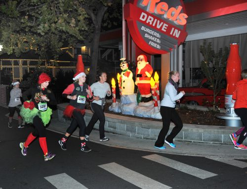 Five Reasons to sign up for Light the Way 5K 2021